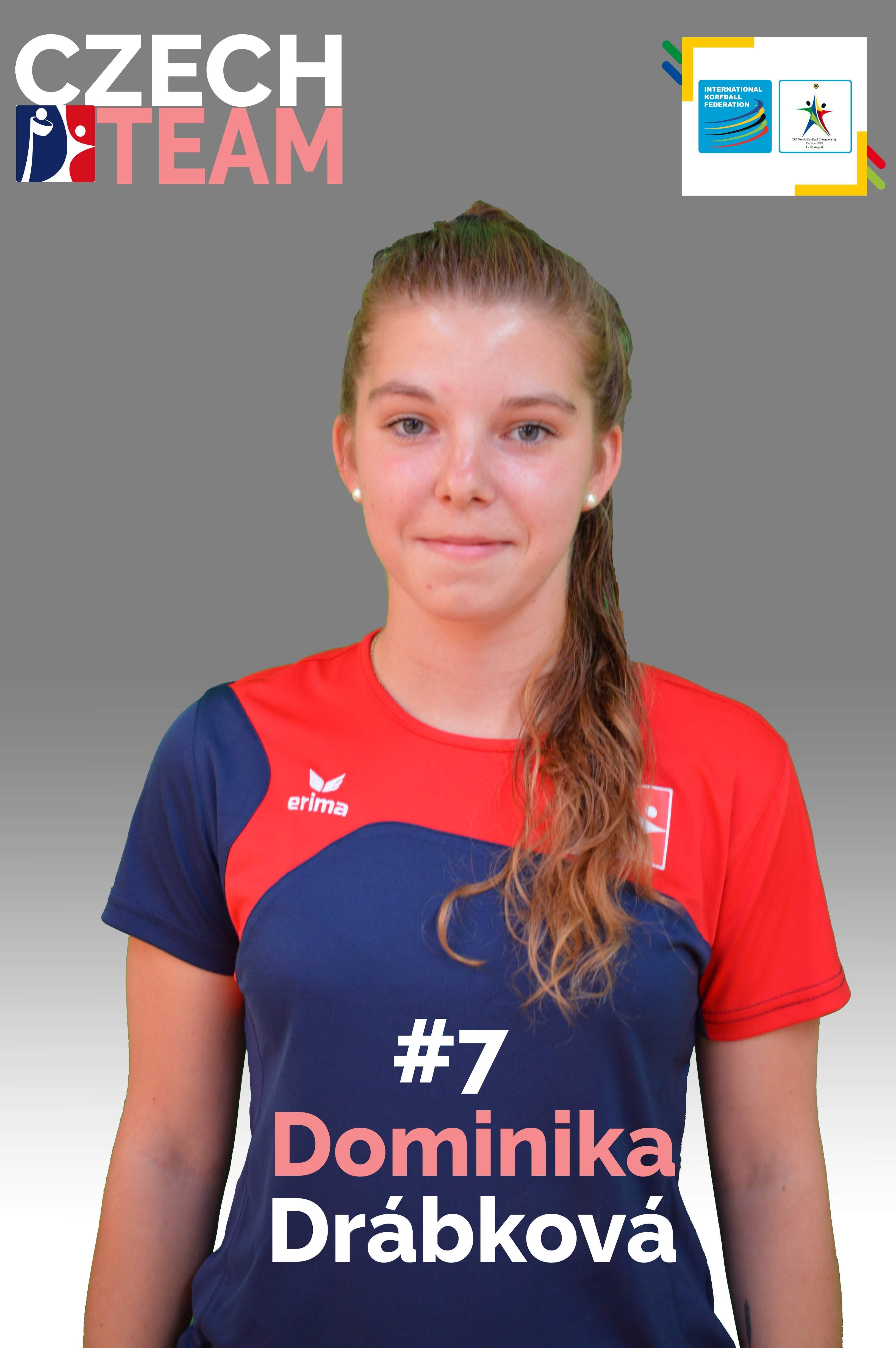 Dominika DRÁBKOVÁ